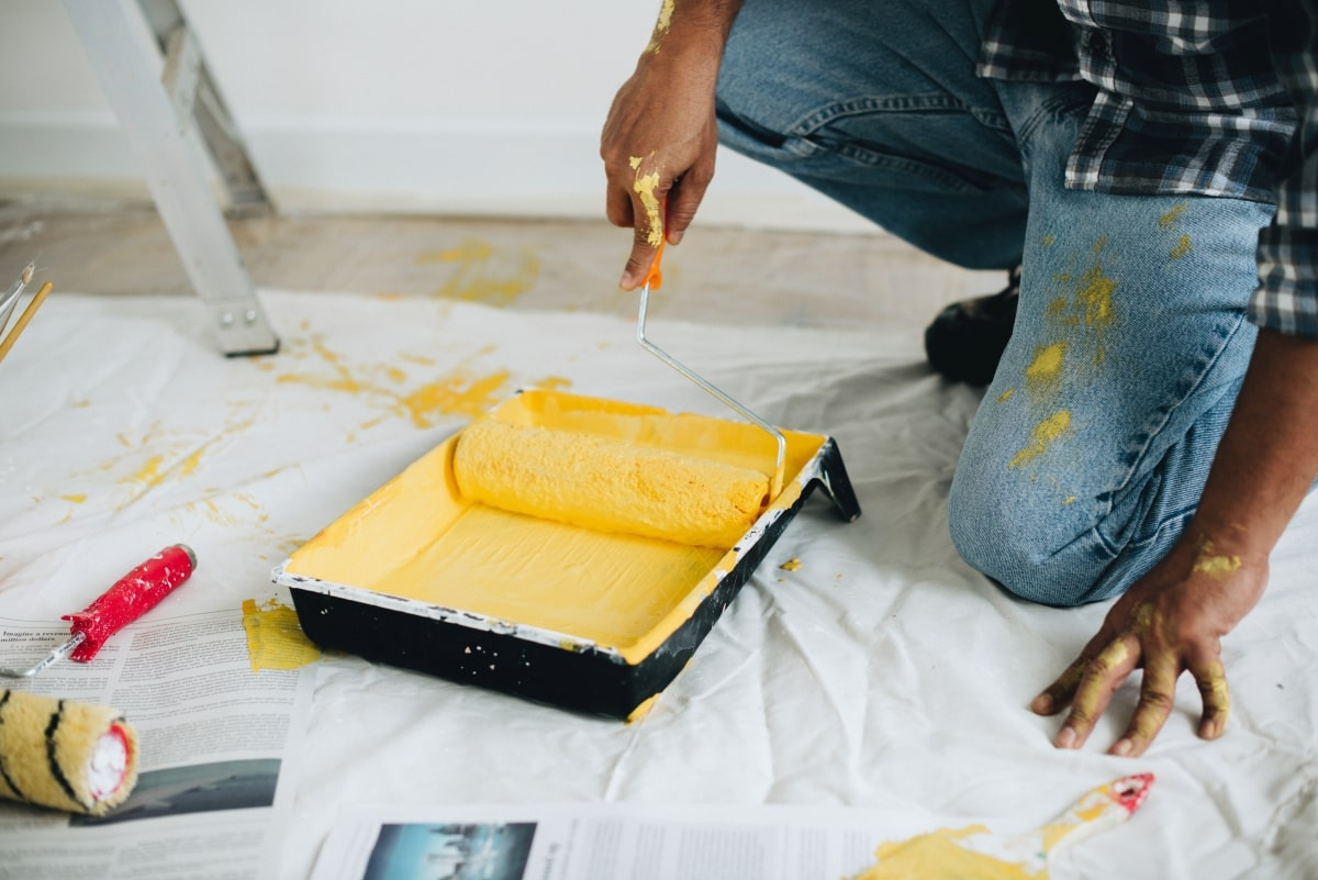 The Different Kind of Paints And Their Uses